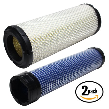 2 Pack Replacement Vermeer D7x11A Navigator Air Filter Inner Air Filte
