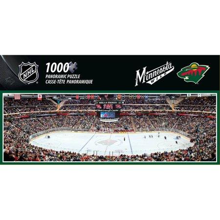 Nhl Minnesota Wild Sports Stadium Puzzles