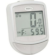 Bell Console 200 Wireless Bicycling Computer / Cyclometer, White