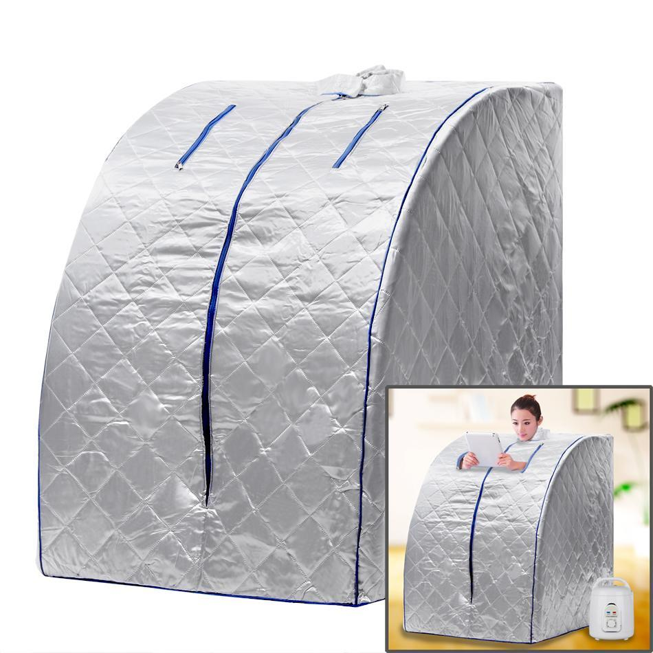 The worth buy Portable Indoor Steam Sauna SPA Health Care Steam Sauna