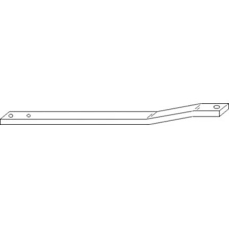 Swinging Drawbar - 375986R1 New Swinging Drawbar Made to fit Case-IH Tractor Models 504 544 606 +