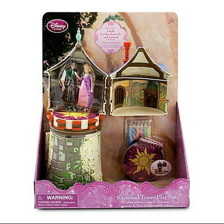 Disney Tangled Rapunzel Tower Exclusive Playset [Pencil Holder]