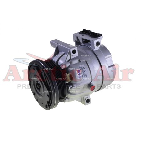 Pontiac Grand Am Mileage (Brand New Arctic Air Premium Auto A/C Compressor with Clutch for 1999-2005 Pontiac Grand Am 3.4L - 1 YEAR WARRANTY*)