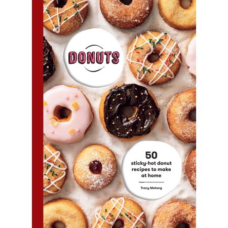 Donuts : 50 Sticky-Hot Donut Recipes to Make at Home - Chocolate Cake Donut Recipe