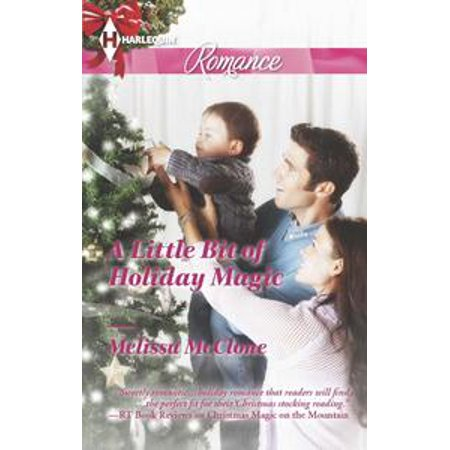 Holiday Magic (A Little Bit of Holiday Magic - eBook)