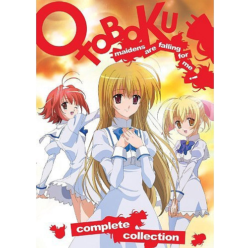 Otoboku: Maidens Are Falling For Me - Complete Collection (Widescreen)