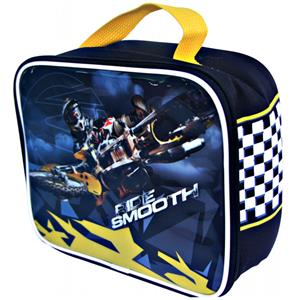 Smooth Industries Ride Smooth Lunchbox Black/Blue