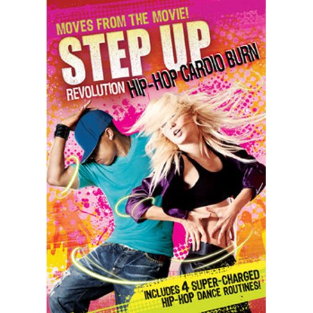 Step Up: Hip Hop Cardio Burn (DVD)