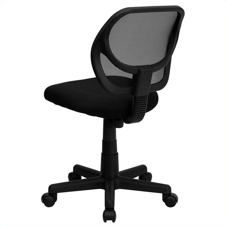 Flash Furniture Mid-Back Black Mesh Task and Computer Office Chair - image 1 of 3