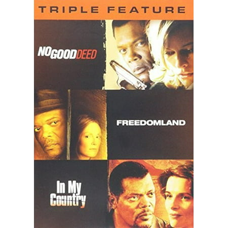 Samuel L. Jackson Triple Feature (DVD) (Best Of Samuel L Jackson)