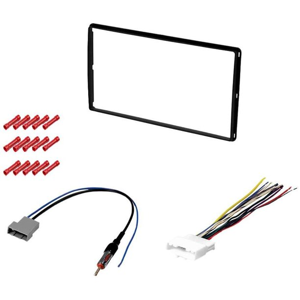 GSKIT2019 Car Stereo Installation Kit for 2007-2010 Nissan