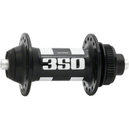 DT Swiss 350 Front Hub: 32h, QR, Center Lock Disc