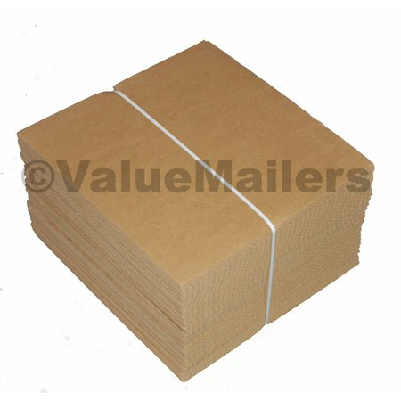 "Insert Pads 200 LP Record Mailer Insert Pad Scrapbook Catalog 12.25"" x 12.25"""