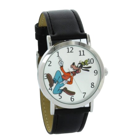Vintage style backward ticking watch Goofy Molded Hand Quartz watch GFY002