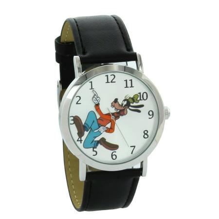 Vintage style backward ticking watch Goofy Molded Hand Quartz watch GFY002
