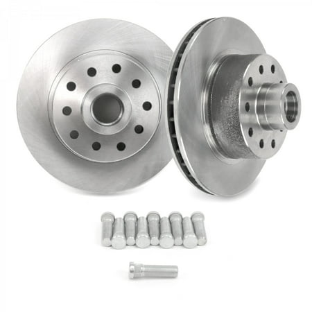 Early Ford 11 Standard Brake Rotor with 5x4.5 Ford Bolt Pattern - 1 Pair xtreme
