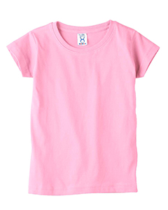 s 4.5 oz. Fine Jersey Longer Length T-Shirt