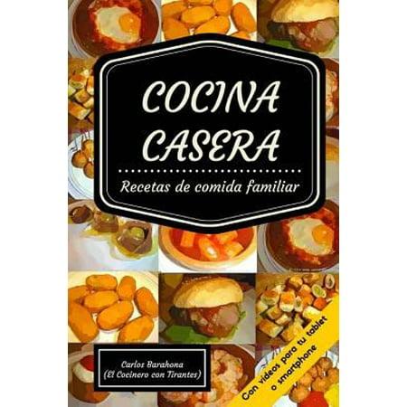Cocina Casera  Con Videos   Recetas Par El Dia A Dia