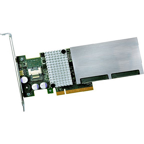 Intel RCS25ZB040 PCI-E 3.0 x8 (MD2 compliant) SATA/SAS RAID SSD Cache Controller