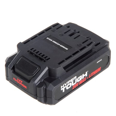 Hyper Tough HT Charge 20-Volt 2.0-Amp Lithium-Ion Battery