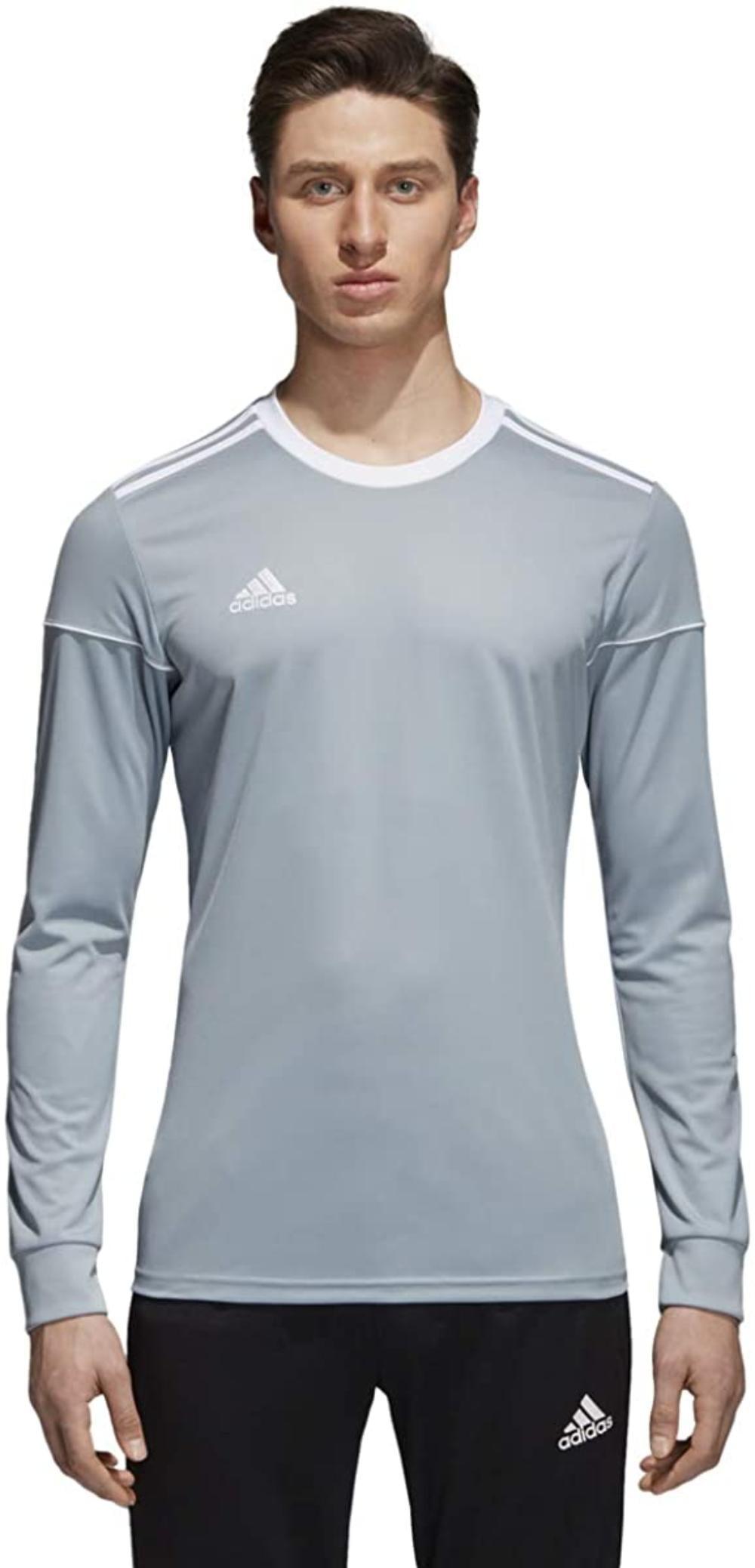 Visit the adidas Store - adidas mens Squadra 17 Jersey Light Grey ...