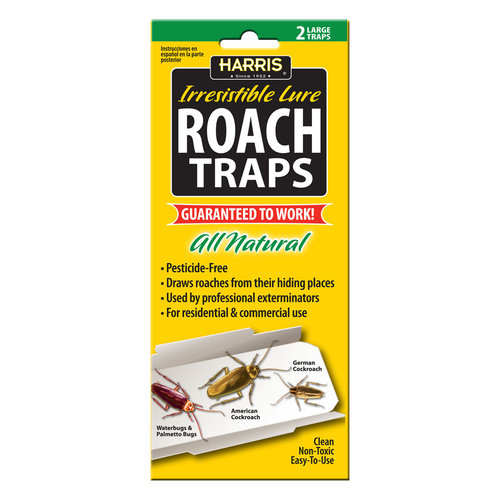 Harris RTRP Natural Roach Trap with Lure