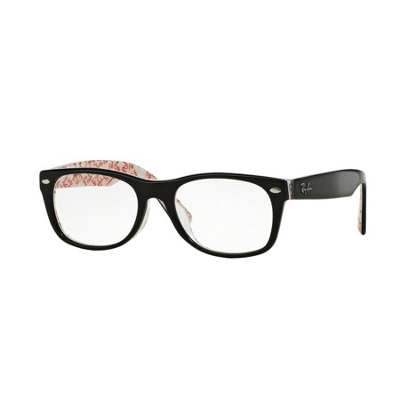 725160699d Eyeglasses Ray-Ban Optical RX 5184 F 5014 TOP BLACK ON TEXTURE WHITE -  Walmart.com