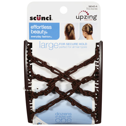 Scunci Large Upzing Double Comb