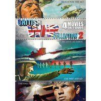 British War Collection Volume 2 with 4-Movie Pack (DVD)