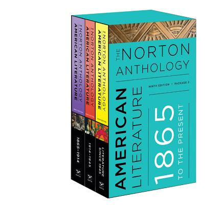 Norton Anthology of American Literature: The Norton Anthology of American Literature (Paperback)