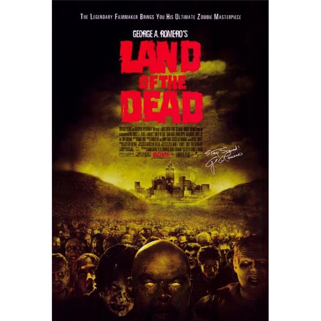 Posterazzi MOVGF2248 Land of the Dead Movie Poster - 27 x 40 in. - image 1 de 1