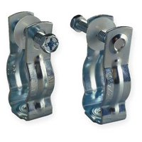 NVENT CADDY CD0B Conduit Clamp,Steel,Electrogalvanized