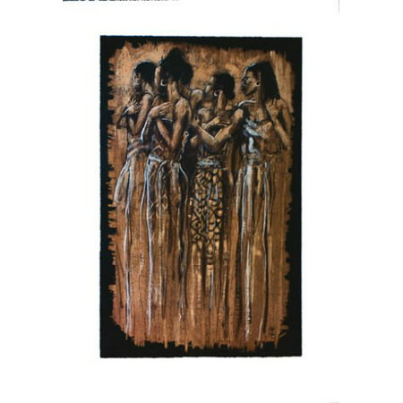 African American History Posters - African Women Art Print African American Poster New 24x36