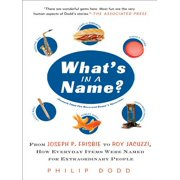 What's in a Name? - eBook