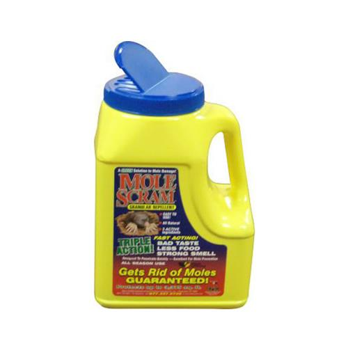 Enviro Protection Ind 12004 Mole Scram Granular Repellent...
