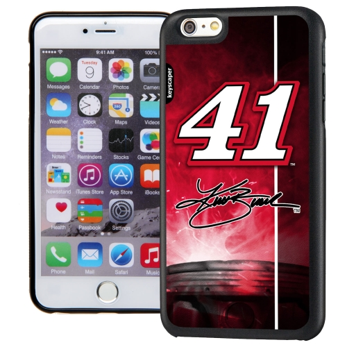 "Kurt Busch #41 Apple iPhone 6 Plus (5.5"") Bumper Case"