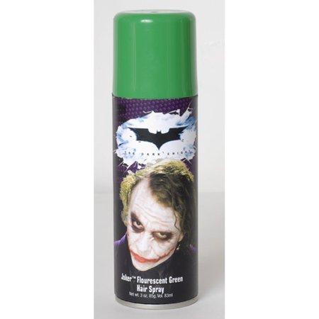 The Joker Hairspray Rubies - Green Hairspray