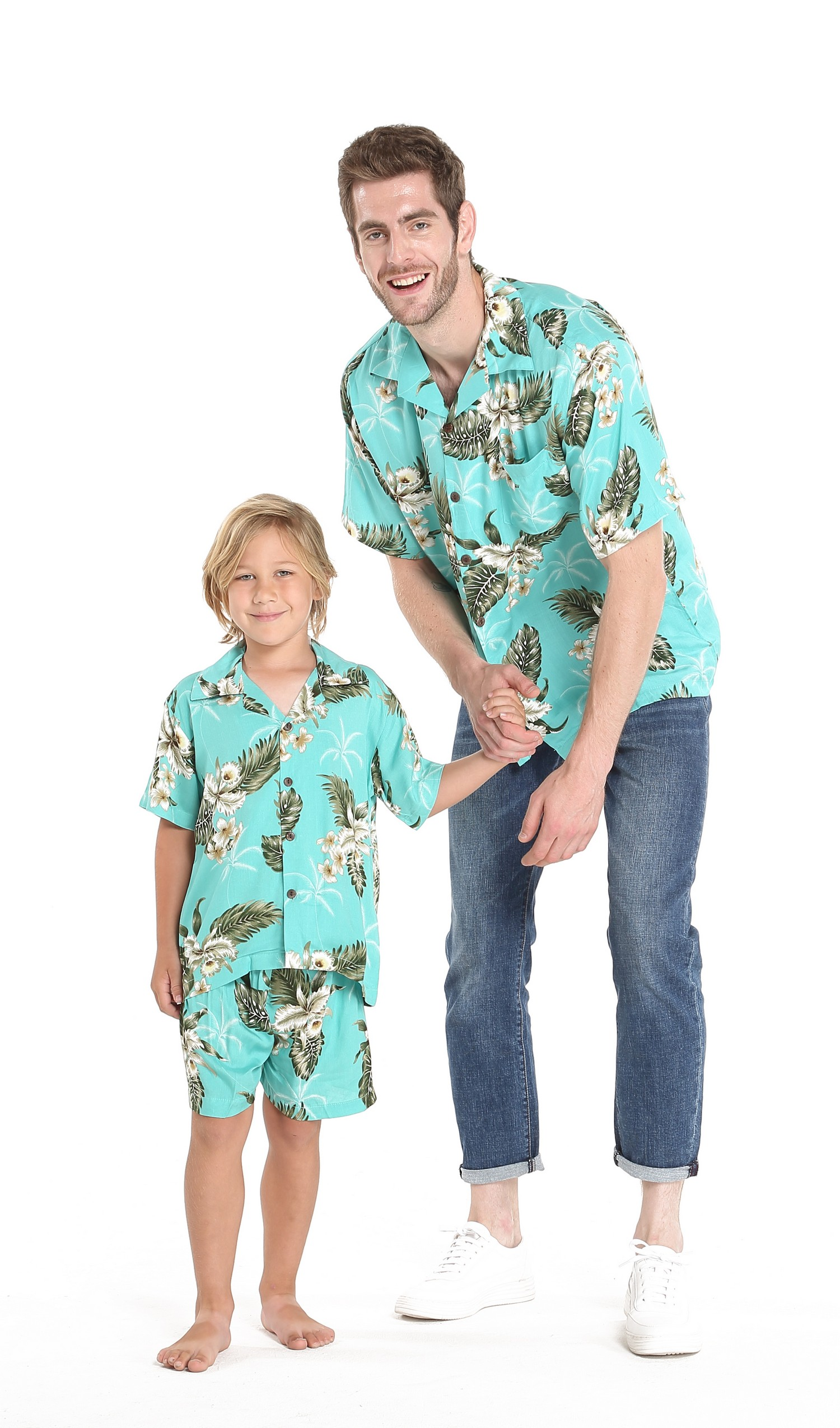 651f69fe Mens Matching Shirt And Shorts Hawaiian - raveitsafe