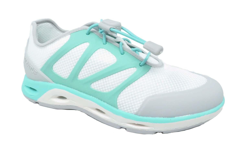 Xtratuf Women's Water Spindrift Seafoam Size 7 Water Women's Shoe baf430