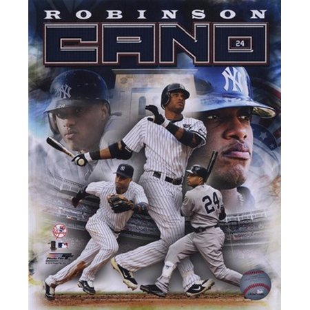 Robinson Cano 2010 Portrait Plus Sports Photo (8 x 10)
