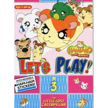 Hamtaro, Let's Play 3: The Lost Caterpillar