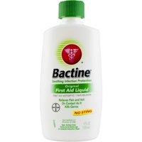 Bactine Original First Aid Liquid, 4 Oz
