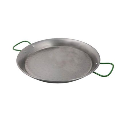 Polished Carbon Steel 18.5 Inch Paella Pan - image 1 de 1