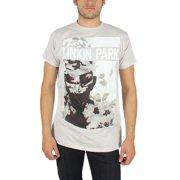 Linkin Park Men's Creates Perspective Short Sleeve T-Shirt Silver LK1021