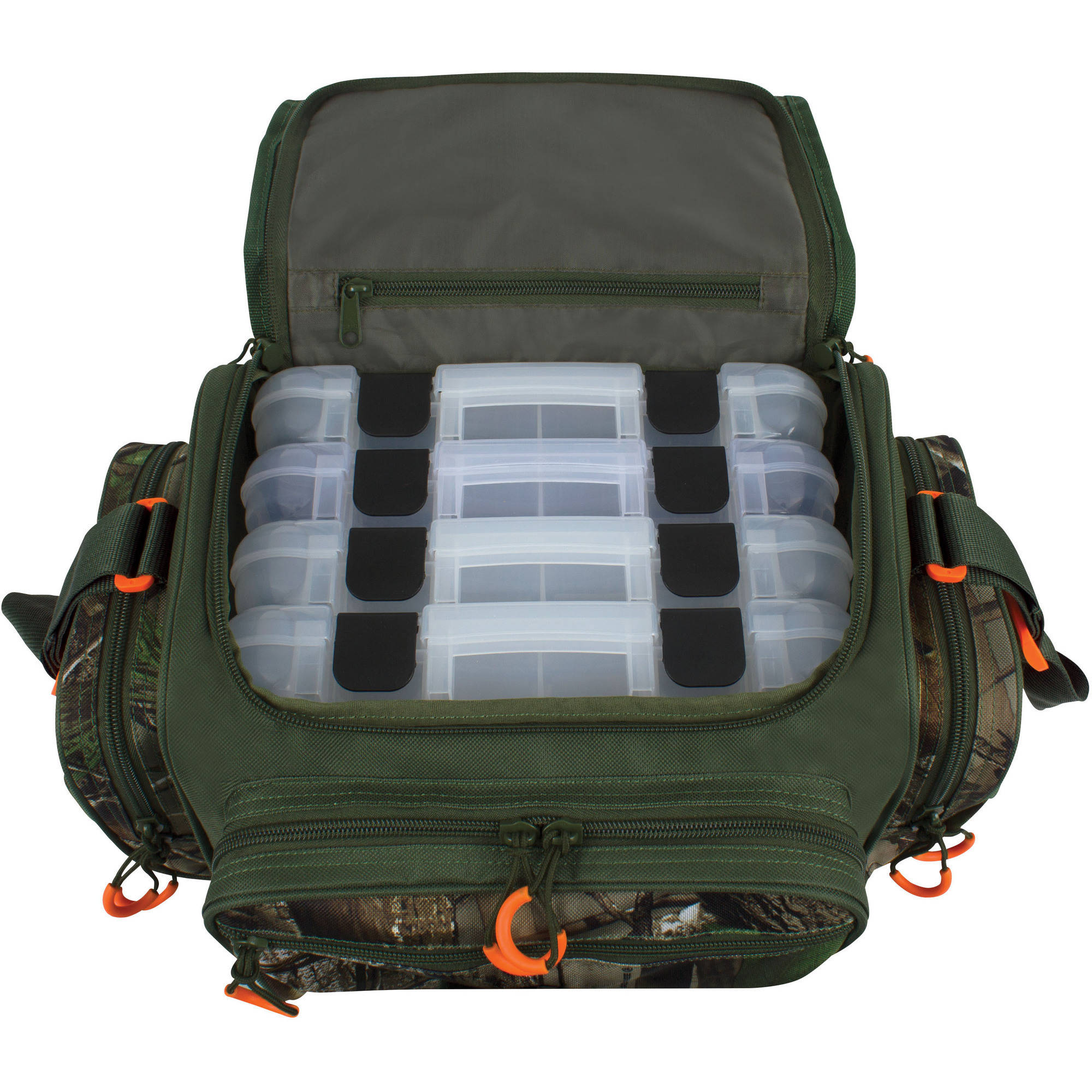 Fishing tackle bag for Fishing gear and tackle