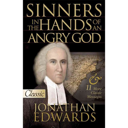 sinners in the hands of an angry god essays