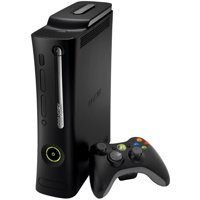 Refurbished Xbox 360 Black Elite 120 GB Console Video Game Systems