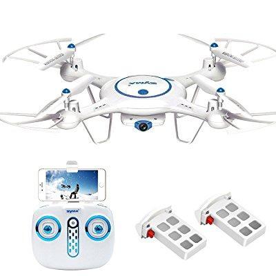 syma x5uw wifi fpv drone with 720p hd camera 2.4ghz rc qu...
