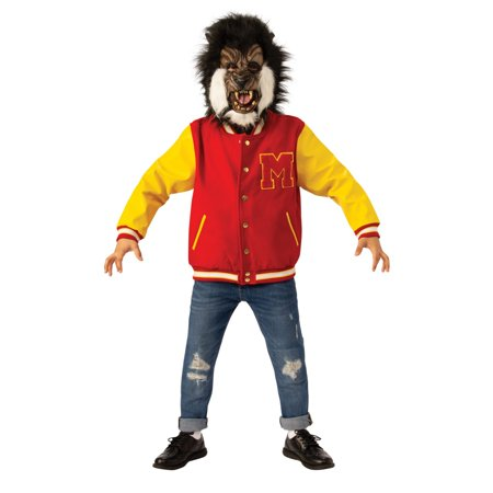 Halloween Child Michael Jackson Thriller