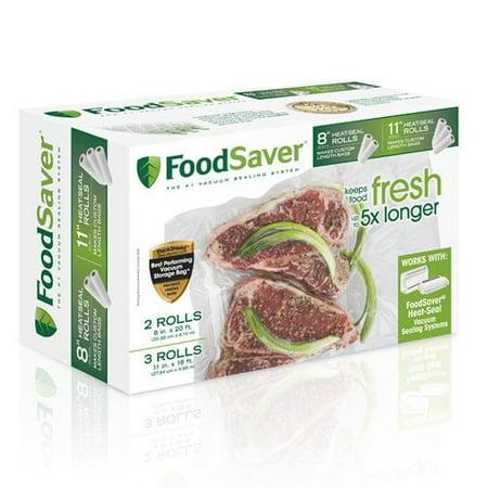 Foodsaver Heat Seal Vacuum Sealer Bag Roll